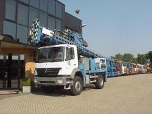 Mercedes 1829 A 4X4 AGBO 200 DRILLING-RIG