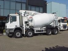 camion Mercedes 4141 8X4 PUMP MIXER 29 METER