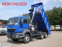 camión MAN TGS 33.360 6X4 Meiller tipper 16 m3 NEW