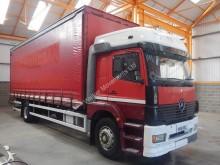 Mercedes ATEGO 1823 CURTAINSIDER - 2001 - MX51 VEL truck
