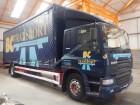 DAF CF65,, 18 TONNE CURTAINSIDER - 2002 - SK02 NBF truck