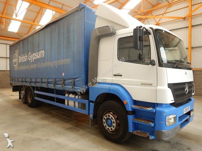 camion mercedes occasion 26 tonnes. Black Bedroom Furniture Sets. Home Design Ideas