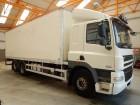 used DAF box truck
