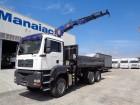 camião MAN TGA 33.350