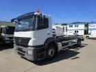 camion Mercedes Axor 1824 LL BDF-Fahrgestell 7,45 m 24 tkm