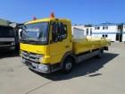 camion Mercedes Atego III 816 Pritsche 6,2 m Diff.-Sperre 2 X AH