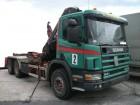 Scania P 124P420 truck