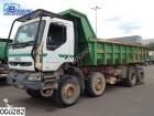 camion ribaltabile Renault incidentato