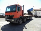 camion plateau standard Mercedes occasion