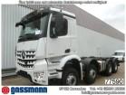 camion Mercedes Arocs / 3240 B 8x4 / 8x4 Klima/Tempomat