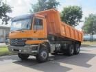 camion Mercedes 3340 6x6 Meiller Dumper Manual Gearbox