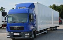 MAN TGL TGL 8.250 E5 do 12ton Zestaw Tandem Super Stan truck