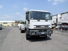 used Iveco chassis truck