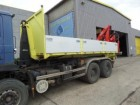 camion porte containers LAG occasion