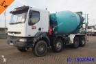 camion betoniera Renault second-hand