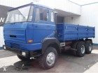camion DAF 2500 Turbo Interc. 6x6, 825 engine