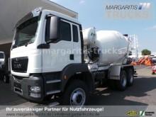 gebrauchter MAN LKW Betonmischfahrzeug Kreisel / Mischer