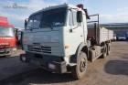 camion Kamaz «Палфингер» ПК15 500