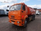 camion Kamaz АТЗ-17 на базе шасси КАМАЗ 65115