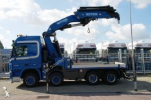 camión Mercedes Actros 3248 8X4 WITH EFFER 850 CRANE