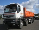 camion benă bilaterala Renault second-hand