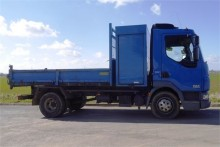 used DAF tipper truck