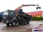 camión MAN 26.360 PALFINGER PK12000