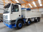 used Foden tipper truck