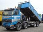 camion benă Volvo second-hand