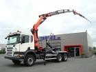 Scania P 360 CB truck