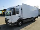 camion Mercedes Atego 816 L Tiefkühlkoffer LBW 1 to. Luft HA TK