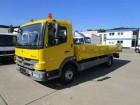 camion Mercedes Atego III 918 Pritsche 6,20 m 2 X AHK NL 5,2 T