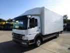 camion furgone Mercedes usato