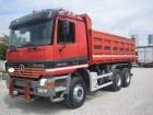 camion ribaltabile trilaterale Mercedes nuovo