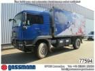 camion furgone MAN usato