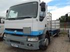 camion plateau Renault occasion