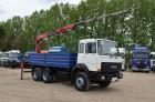 ciężarówka platforma Iveco używana