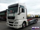 camion transport containere MAN second-hand
