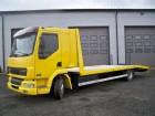 ciężarówka pomoc drogowa-laweta DAF używana