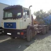 camion scarrabile MAN usato