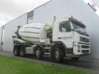 vrachtwagen Volvo FM400 8X4 MANUAL INTERMIX 10M3 EURO 3