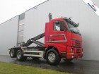 vrachtwagen Volvo FH12.420 6X2 MANUEL FULL STEEL HOOK