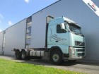 vrachtwagen Volvo FH520 6X4 GLOBETROTTER PTO EURO 3