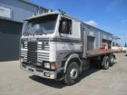 camión Scania 113 - 380 (6X2 / FULL STEEL SUSP.)
