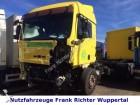 camion scarrabile MAN incidentato
