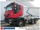Iveco Trakker / AD380T50 6x4 / 6x4 Autom./Sitzhzg. truck