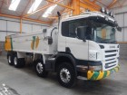 Scania P380 ALUMINIUM INSULATED TIPPER - 2005 - BU05 TFX truck