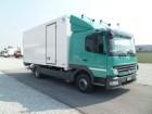camion frigo multitemperature Mercedes usato