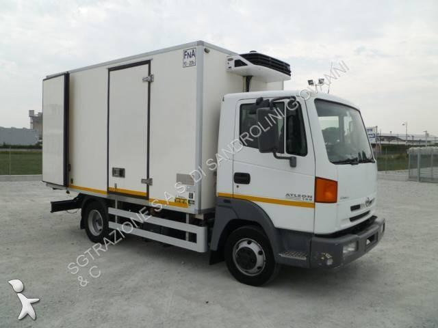 Camion nissan frigo carrier monotemperatura atleon - Portata massima camion italia ...