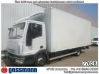 Iveco Eurocargo / 75E 16 4x2 / 4x2 Klima/Dachspoiler truck